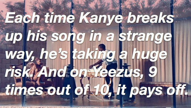 Yeezus Talks